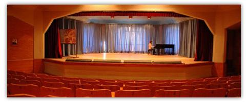 Concierto de piano y viola 26 de noviembre de 2006 Buenos Aires en sede de la Fundaciòn San Rafael