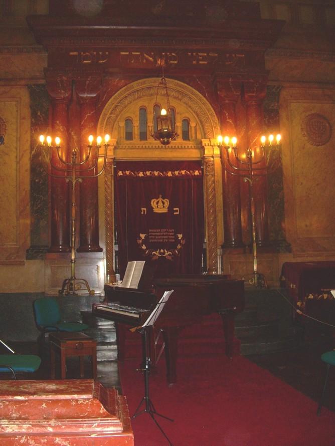 Concierto de Música de Cámara. 22 de noviembre de 2007. Templo Libertad Bs. As.
