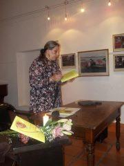 """PRESENTACION DEL LIBRO """"DECLARACION DE ADOLESCENCIA"""" EN EL CABILDO DE CORDOBA. 8 DE MAYO DE 2012-18hs"""