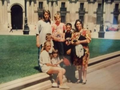 Homenaje María Cristina Beati  3/8/1952- 27/7/2012.